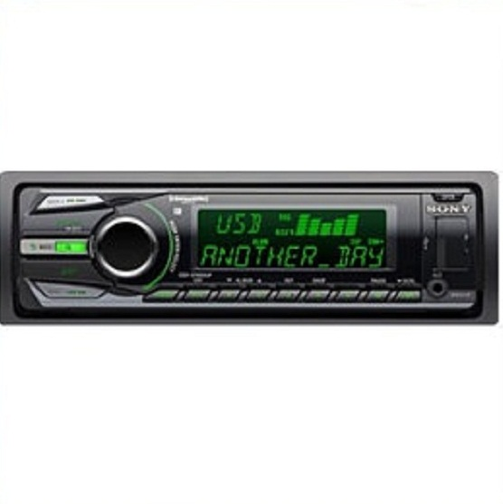 소니 카오디오/Sony CDXGT660UP Digital Media CD Receiver with Pandora