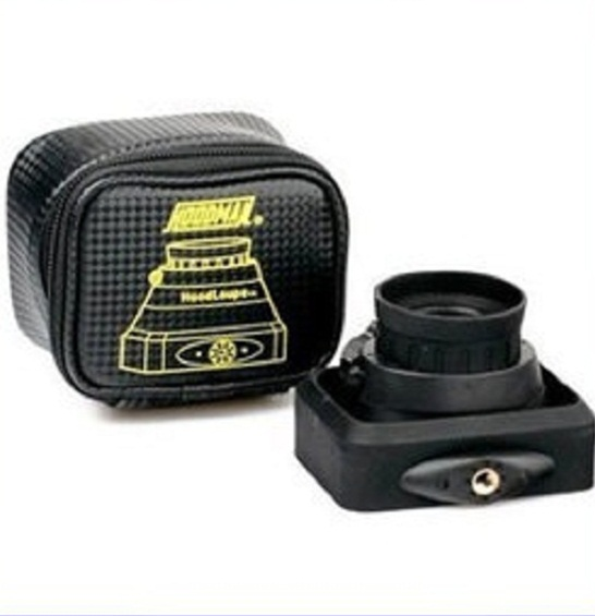 후드맨 컴팩트 뷰파인더 Hoodman Compact HoodLoupe Optical Viewfinder for 3.2in LCD