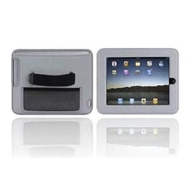 그리핀 아이패드 케이스 Griffin iPad Cinema Seat Car Headrest Video Case Gray