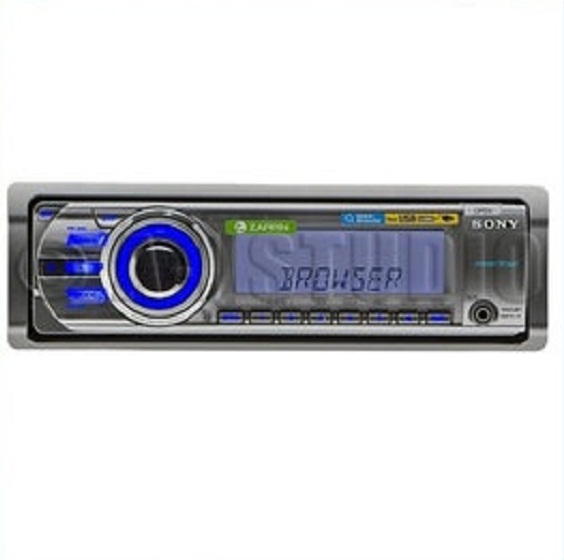 소니 MP3 /아이팟/라디오/Sony CDXM60UI Marine CD Receiver MP3/WMA/AAC Player