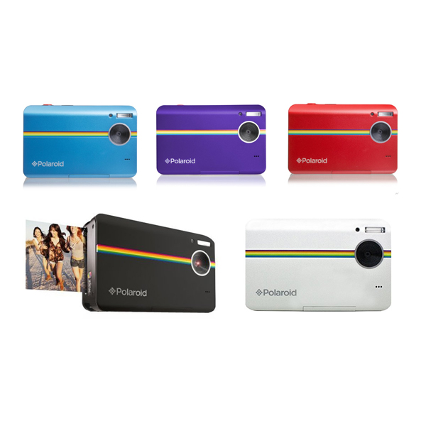폴라로이드 스냅 프린트 카메라 Polaroid Z2300 10MP Digital Instant Print Camera