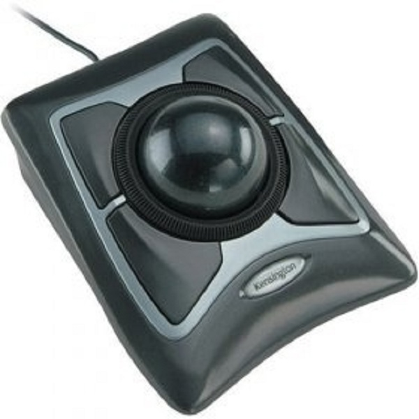 켄싱턴 트랙볼 마우스 Kensington Expert Mouse Optical USB Trackball for PC or Mac 64325