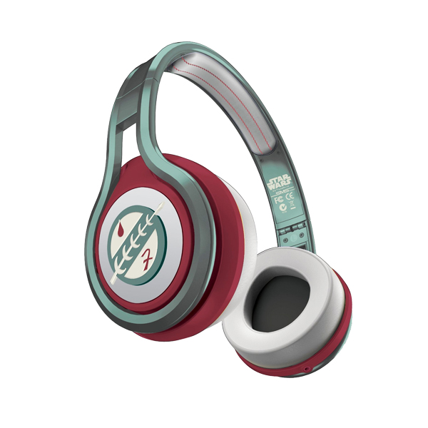 SMS Audio SMS-ONWD-SW-StoRM Custom SMS Audio On-Ear Wired Street / 스타워즈 헤드폰