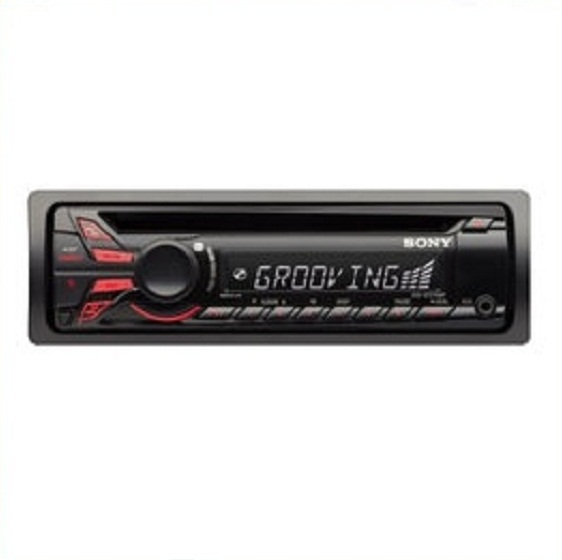 소니 카오디오/Sony CDXGT270MP Car CD/MP3 Receiver with Front Aux Input