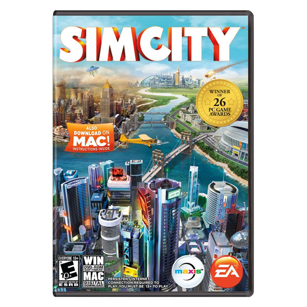 심시티 한정판 SimCity: Limited Edition