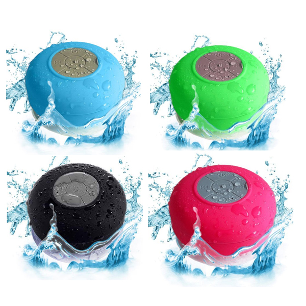 웨비츠 방수 블루투스 샤워 스피커 3.0 WETbeatz Water Resistant Bluetooth 3.0 Shower Speaker