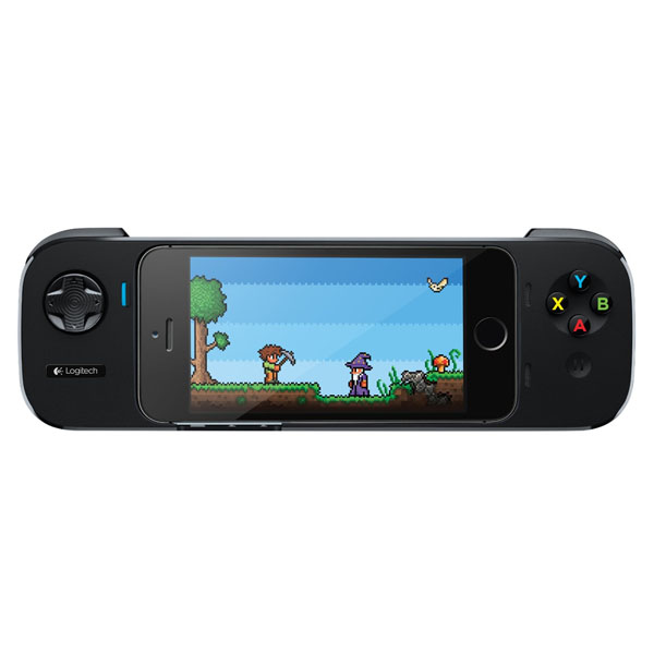 로지텍 아이폰 컨트롤러 Logitech PowerShell Controller with Battery for iPhone 5/5S and iPod Touch 5th Generation
