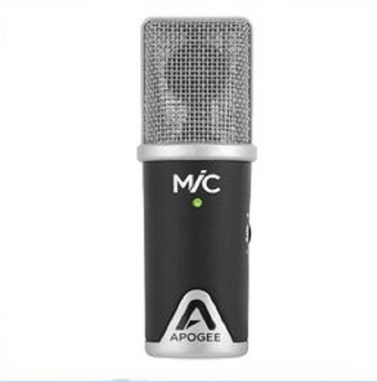 아포지/마이크로폰/마이크/MiC Studio quality microphone for iPad iPhone and Mac