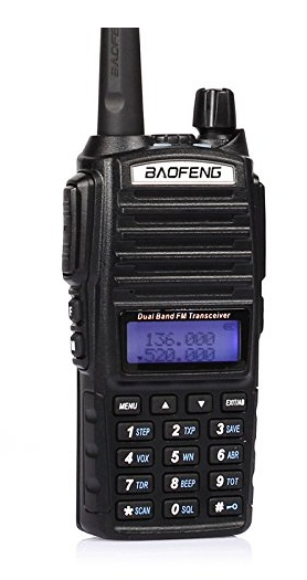 바오팽 무전기 Baofeng UV-82 Two-Way Radio