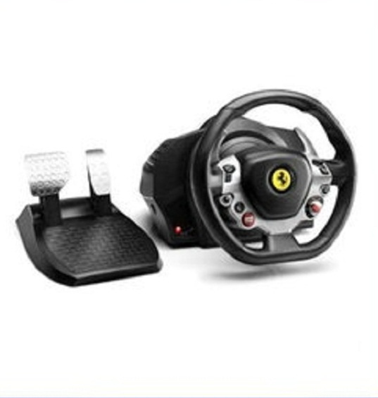 트러스터마스터 레이싱휠/Thrustmaster TX Racing Wheel Ferrari 458 Italia Edition