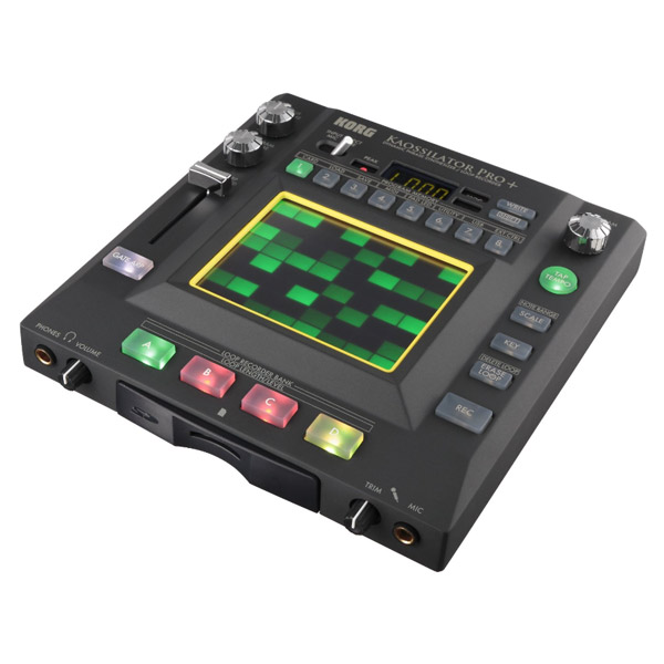 코르그 카오스패드 신디사이저 Korg Kaossilator Pro+ Dynamic Phrase Synthesizer and Loop Recorder