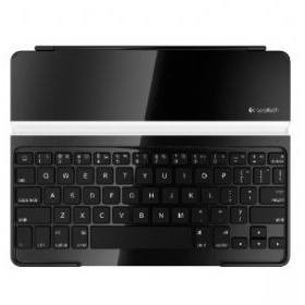 로지텍 키보드/Logitech Ultrathin Keyboard Cover for iPad 2 and New iPad (920-004013)