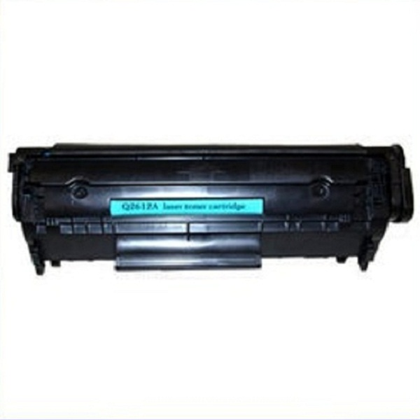 토너카트리지/Compatible HP Q2612A Black Toner Cartridge for use in LaserJet Printers 1012 1018